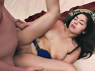 Busty Indian babe likes being drilled extra hard in bed