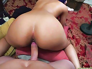 Homeless Arab girl got fucked for some money