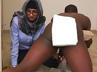 Cocksucking and riding in arab style