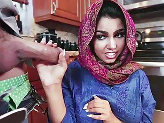 Brunette Ada gets a warm pussy Cream from her boyf
